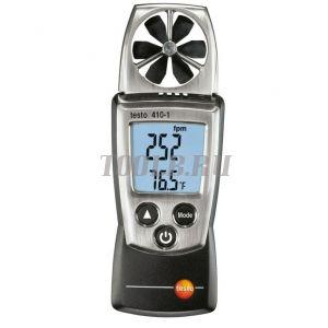 testo 410-1 - анемометр