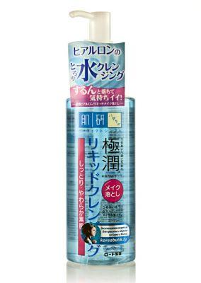 Японское средство для снятия макияжа Rohto Hada Labo Gokujyun