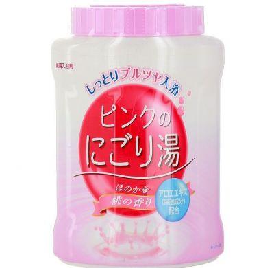 Японская соль для принятия ванны Lion