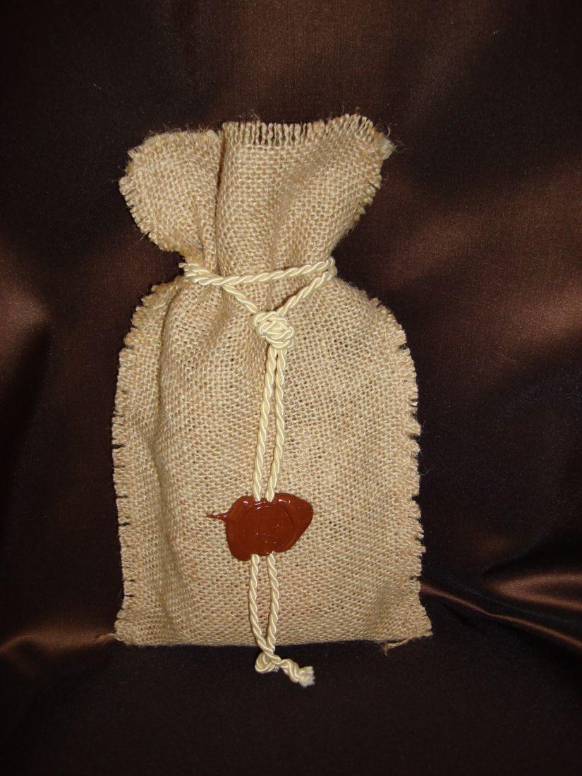 Мешочек с кофе (100 г.) - подарочный набор №28