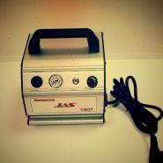 Компрессор 1207, с регулятором давления, автоматика, ресивер 0,3 л