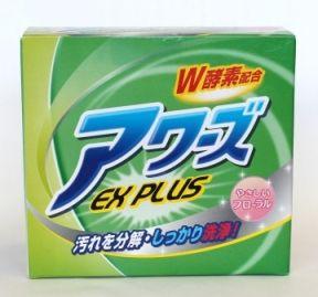 Японский стиральный порошок с активным кислородом Awars EX Rocket Soap, 1кг