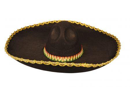 Шляпа мексиканская и Робин Гуда