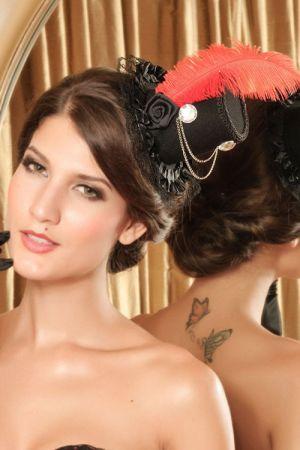Вуалетки и Декоративные шляпки