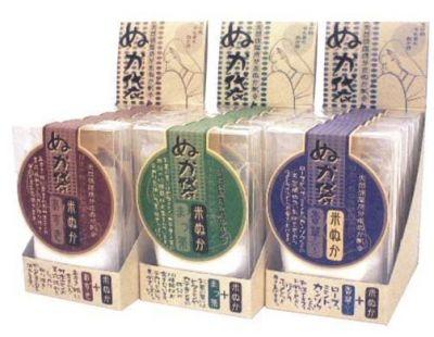 Пудра для умывания жирной и проблемной кожи Nuka Naniwa