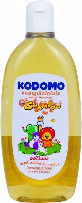Японский шампунь детский Original (с увлажн.кремом) Lion Kodomo