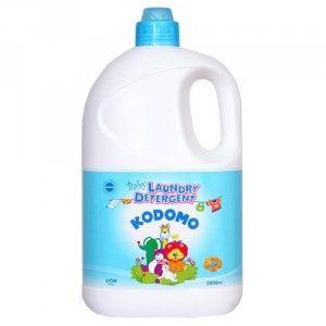 Японское жидкое средство для стирки детского белья Lion Kodomo в ассортименте