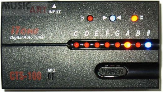 iTone CTS-100 Тюнер хроматический