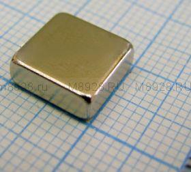 Магнит неодимовый призма 10х10х4мм