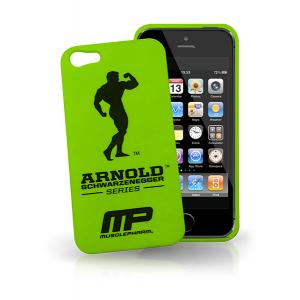 MUSCLEPHARM Arnold Series Футляр iPhone 5 Case - зеленый
