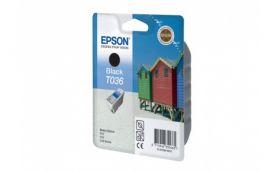 Картридж черного цвета для Epson Stylus Color C42