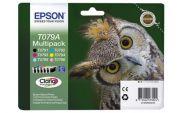 Экономичный набор картриджей для Epson Stylus Photo P50, PX660, PX660+, PX720WD, PX730WD, PX820FWD, PX830FWD