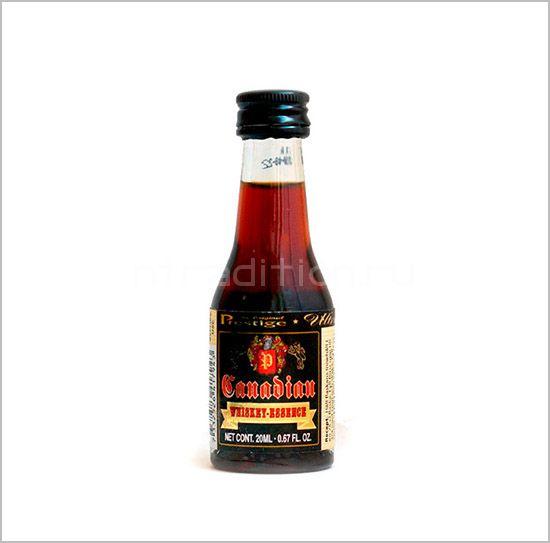 "UP Canadian Whisky 20 ml  (эссенция для самогона ""Канадский виски"")"