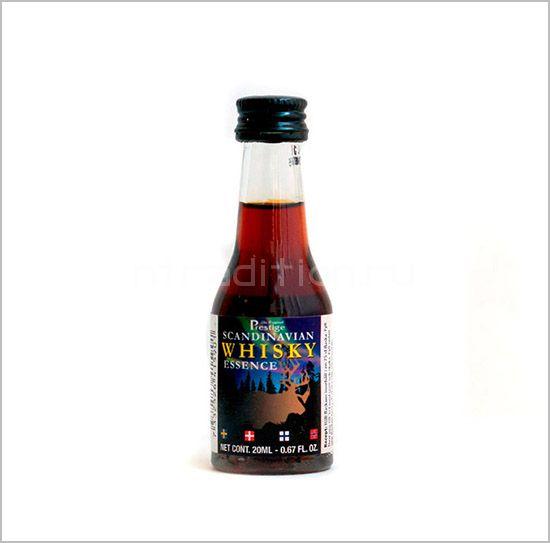"PR Scandinavian Whisky Type Essence 20 мл  (эссенция для самогона ""Скандинавский виски"")"