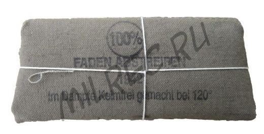 Немецкий перевязочный пакет. Реплика
