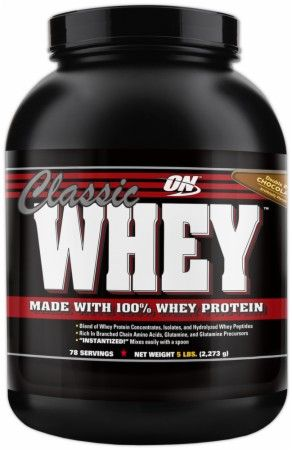 Classic Whey (2273 гр.)