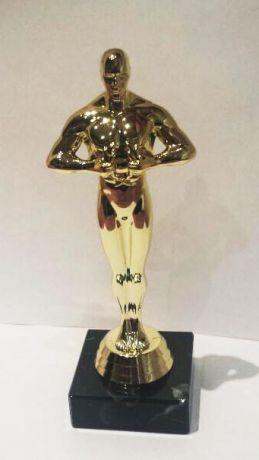 Оскар на гранитной подставке(15см)
