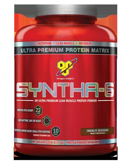 BSN Syntha-6 5 lb (2,27кг.) - Chocolate - шоколад скл 2
