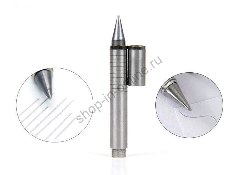 Вечная ручка Inkless Metal Pen