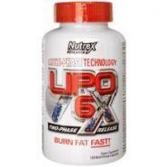 Nutrex Lipo-6X (120 капс.)