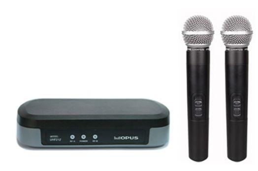 OPUS UHF 212HH Радиосистема 2 микрофона