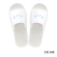 Одноразовые тапочки с открытым мысом SSE-04B