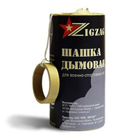 Шашка дымовая ZigZag - 20 шт.