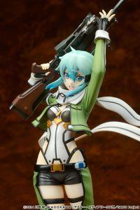 Фигурка Sword Art Online II:  Sinon (Kaitendo)