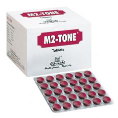 М2-тон (M2-TONE, Charak) 30 таблеток