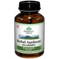Растительный антибиотик для очищения крови Органик Индия / Herbal Antibiotic Organic India