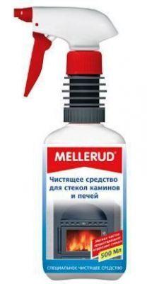 Немецкий спрей для стекол каминов и печей Меллеруд (Mellerud)