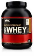 Optimum Nutrition 100% Whey Gold Standard (1500 гр.)