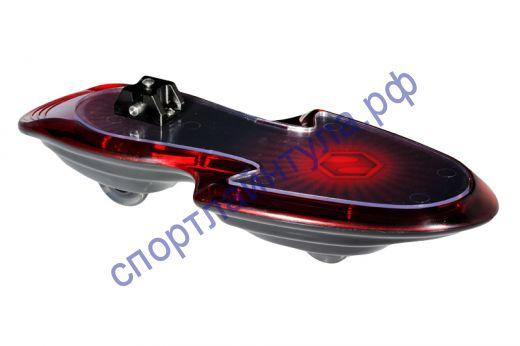 Роликовая доска Heelys Nano Red / Нано Рэд