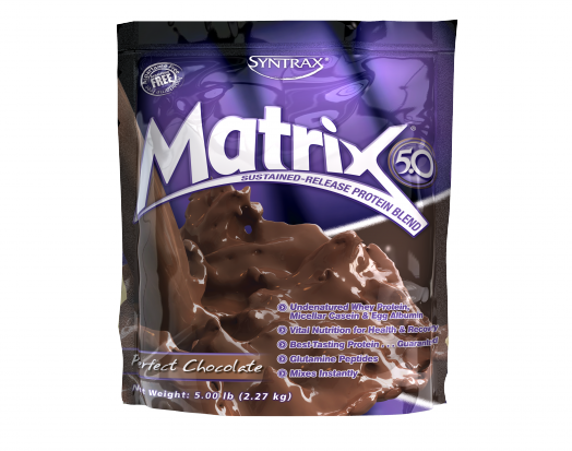 SYNTRAX Matrix 5.0 (2,27кг.) - шоколад