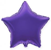 """Фигура """"Звезда"""" фиолетовый, 32"""", Испания"""