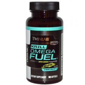 Twinlab Krill Omega Fuel (50 капс.)