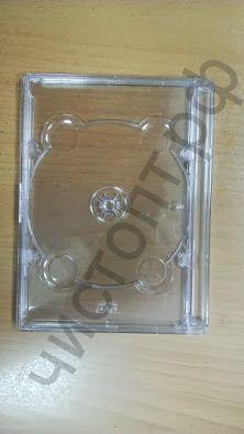 DVD Super Jewel Box(стекло) /100/