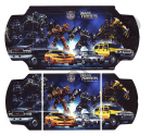 "Наклейка на корпус PSP Slim ""Transformers"""