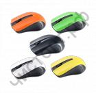 Мышь беспроводн. Perfeo PF-353-WOP-GN, чёрн/зел, USB. 1000 dpi. Кноп: 2 + кол прокр. для правой и левой руки (1/20)