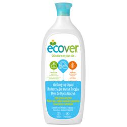 Ecover Экологическая жидкость для мытья посуды с ромашкой и календулой 1 л