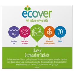 Ecover Экологические таблетки для посудомоечной машины 1400 г