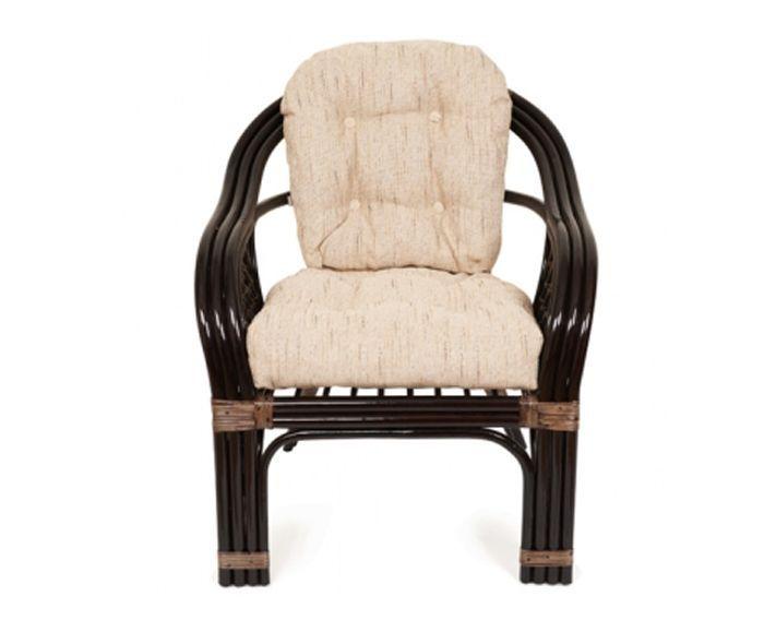 Кресло Оазис натуральный ротанг