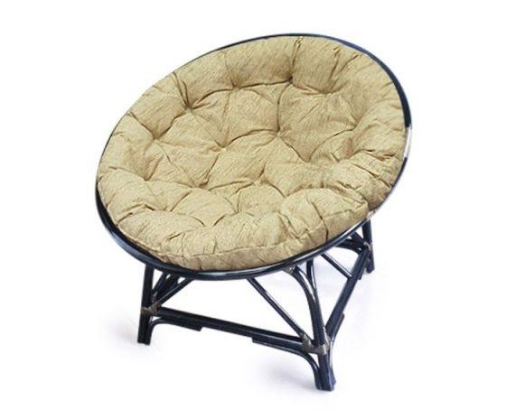 Кресло Клео Cleo + ПОДУШКА натуральный ротанг