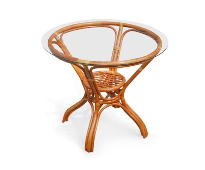 Стол из натурального ротанга Александр Alexander