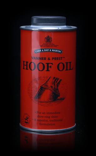 Vanner & Prest Hoof Oil. Масло для копыт Carr&Day&Martin
