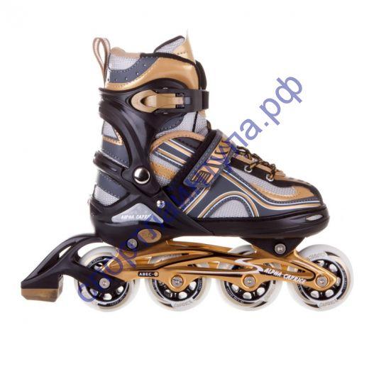 Роликовые коньки ASTERIA Gold