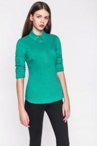 Бирюзовая блузка женская Концепт клаб
