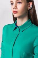 Блузка бирюзовая 1924708