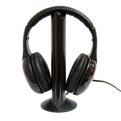 Мониторные наушники беспроводные Dialog HP-H10RF Black