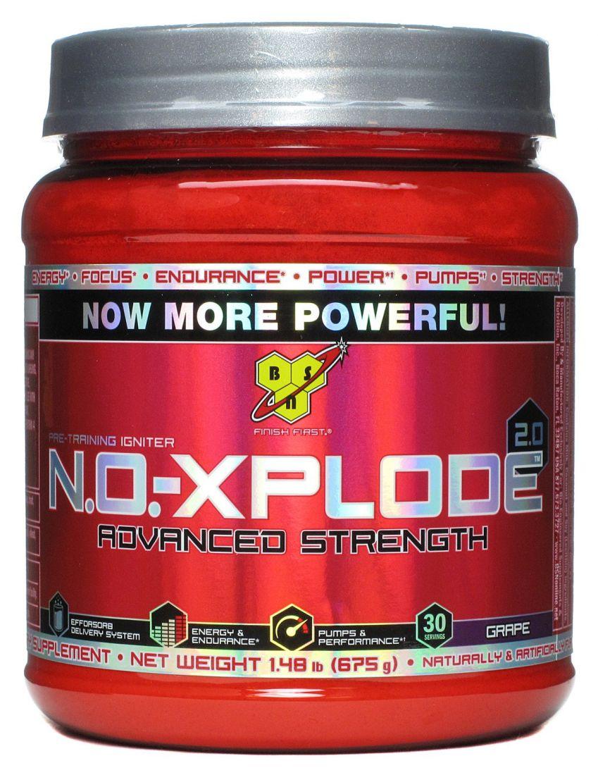 N.O.- XPLODE 2.0 (675 гр.)